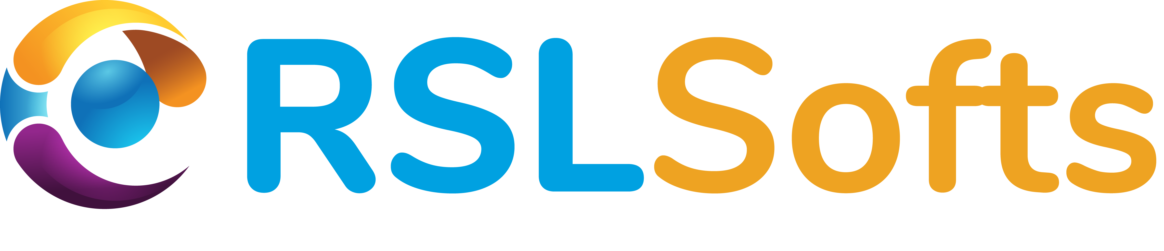 RSL Softs Logo